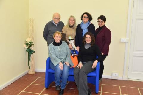 L'Associazione la Famiglia Progetto Arte di Accogliere